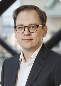 Jesper Andersson, vd för Löf