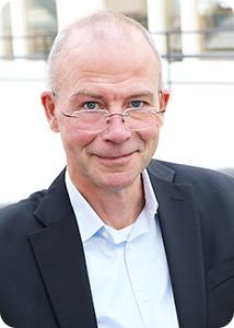 Pelle Gustafson, chefläkare på Löf